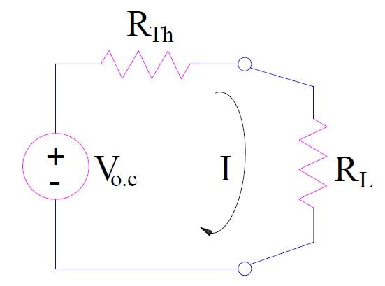 Thevenin's Theorem-numerical