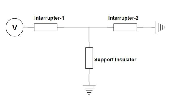 Grading Capacitor-voltage distribution in EHV Circuit Breaker