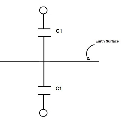 earth-effect-capacitance-transmission-line