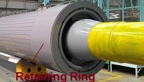 Rotor retaining Ring