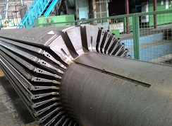 Rotor of Synchronous machine