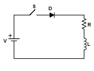 Purpose of Freewheeling Diode