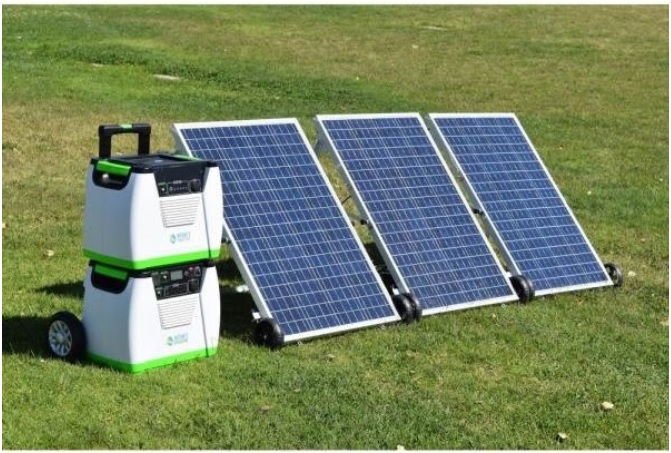 How to Build a Solar Generator